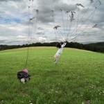 Flying birds Alastair Magnaldo Surreal Photo Art