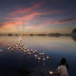 Sunrise Rising Sun Alastair Magnaldo Surreal Art Photography