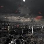 Forêt en déperdition Art Photographique Alastair Magnaldo