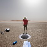 Nothing desert Alastair Magnaldo Surreal Photo Art