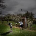 An urn in the sky Photo Art Alastair Magnaldo