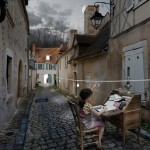 Moon power Alastair Magnaldo Surreal Art Photography