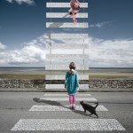 Zebra crossing Alastair Magnaldo Surreal Photo Art