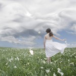 Flowers narcissus Alastair Magnaldo Surreal Photo Art