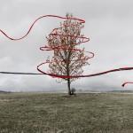 Ribbon wind Alastair Magnaldo Surreal Art Photography