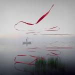 Ribbon Water Alastair Magnaldo Surreal Photo Art