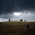Alastair Magnaldo Photographie d'Art surréaliste soleil ciel nuageux