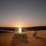 Désert Photo surréaliste Alastair Magnaldo art photographique