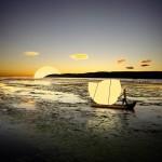 Coucher de soleil volé Alastair Magnaldo Photographie d'Art