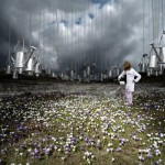 rainfall rain Alastair Magnaldo Surreal Photo Art