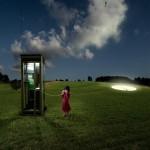 Phone call Alastair Magnaldo Surreal Photo Art