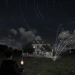 étoiles voûte céleste Alastair Magnaldo Photographie d'Art surréaliste