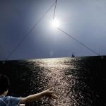 Alastair Magnaldo Photographie d'Art surréaliste horizon soleil